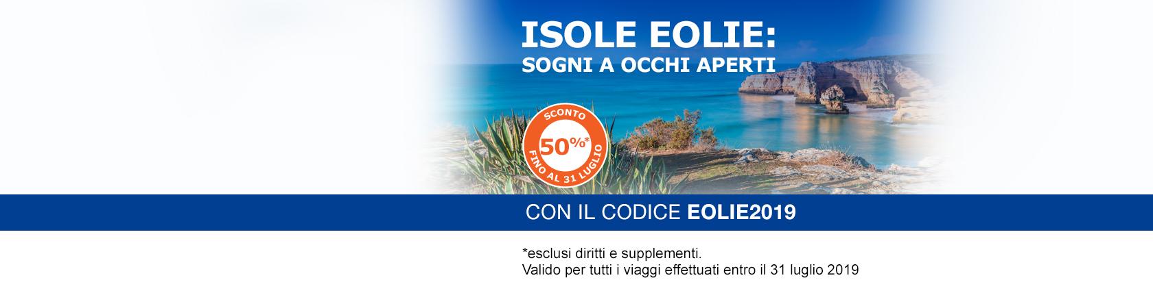 Promo Isole Eolie