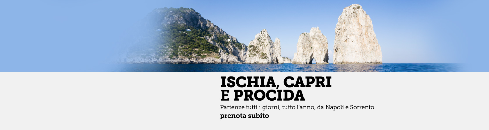 ischia capri procida